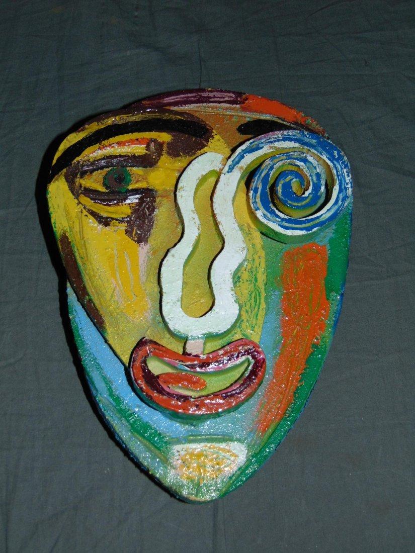 David (Dudu) Gerstein (born 1944) Sculpture.