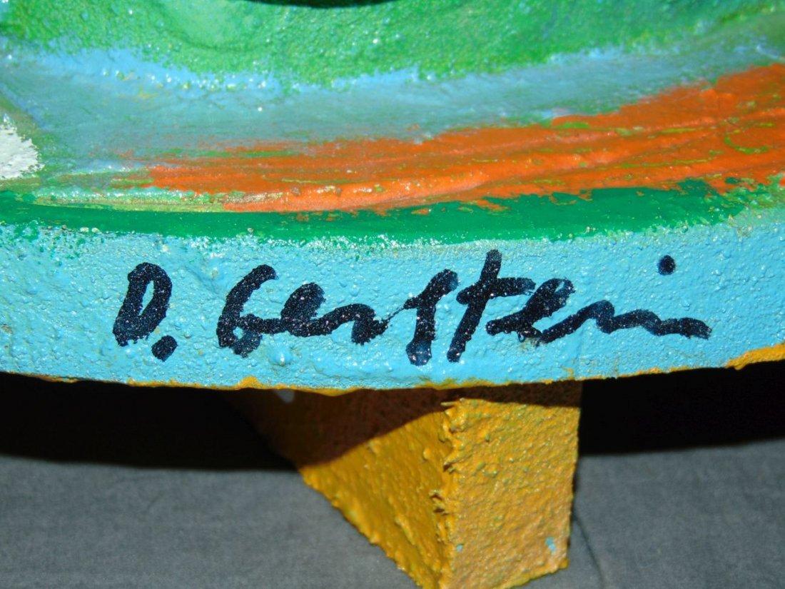 David (Dudu) Gerstein (born 1944) Sculpture. - 2
