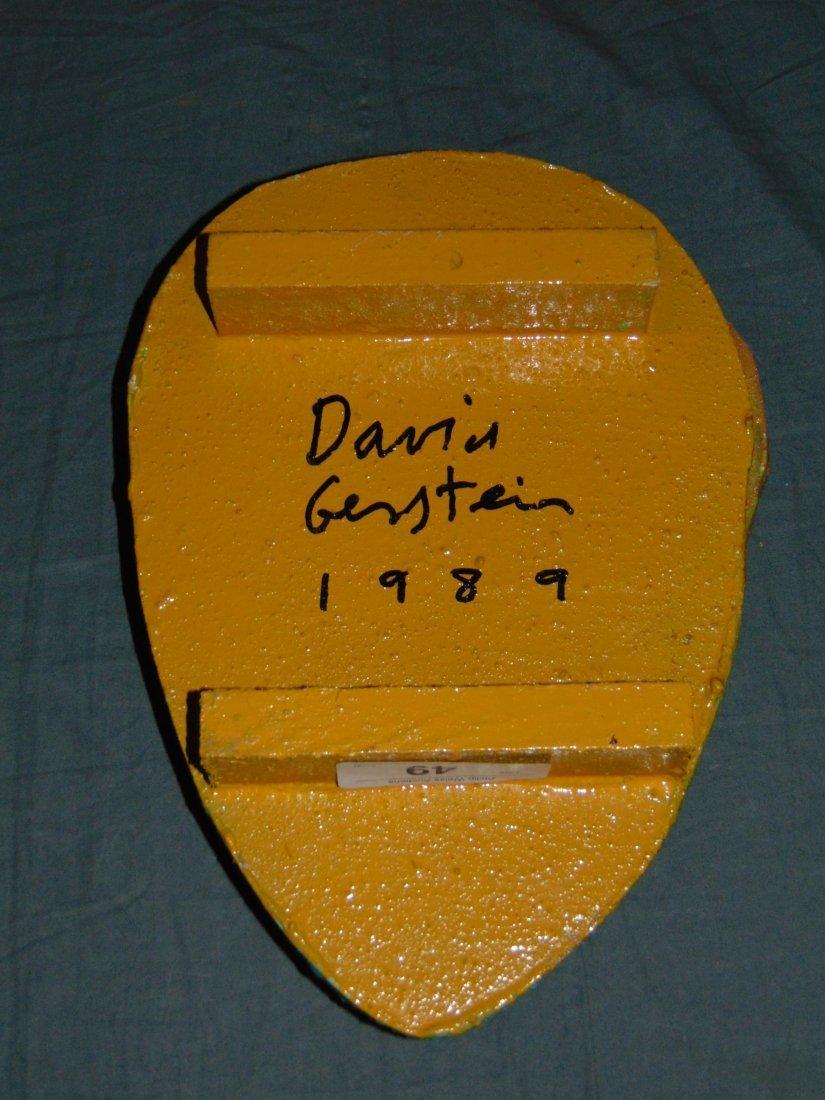 David (Dudu) Gerstein (born 1944) Sculpture. - 3