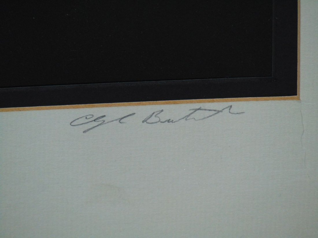 """Clyde Butcher Signed 26 x 40 Photo, """"Rock Island"""" - 4"""