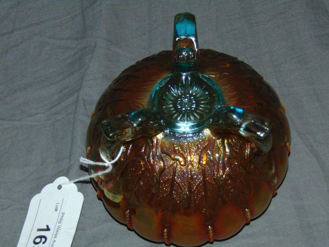 Carnival Glass Bowl - 4