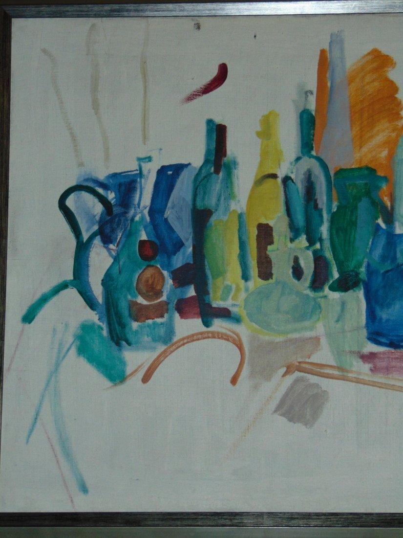 Jason Berger, Still Life Oil on Canvas - 2