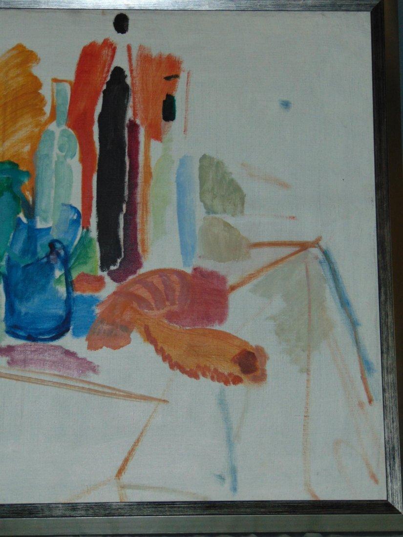 Jason Berger, Still Life Oil on Canvas - 3