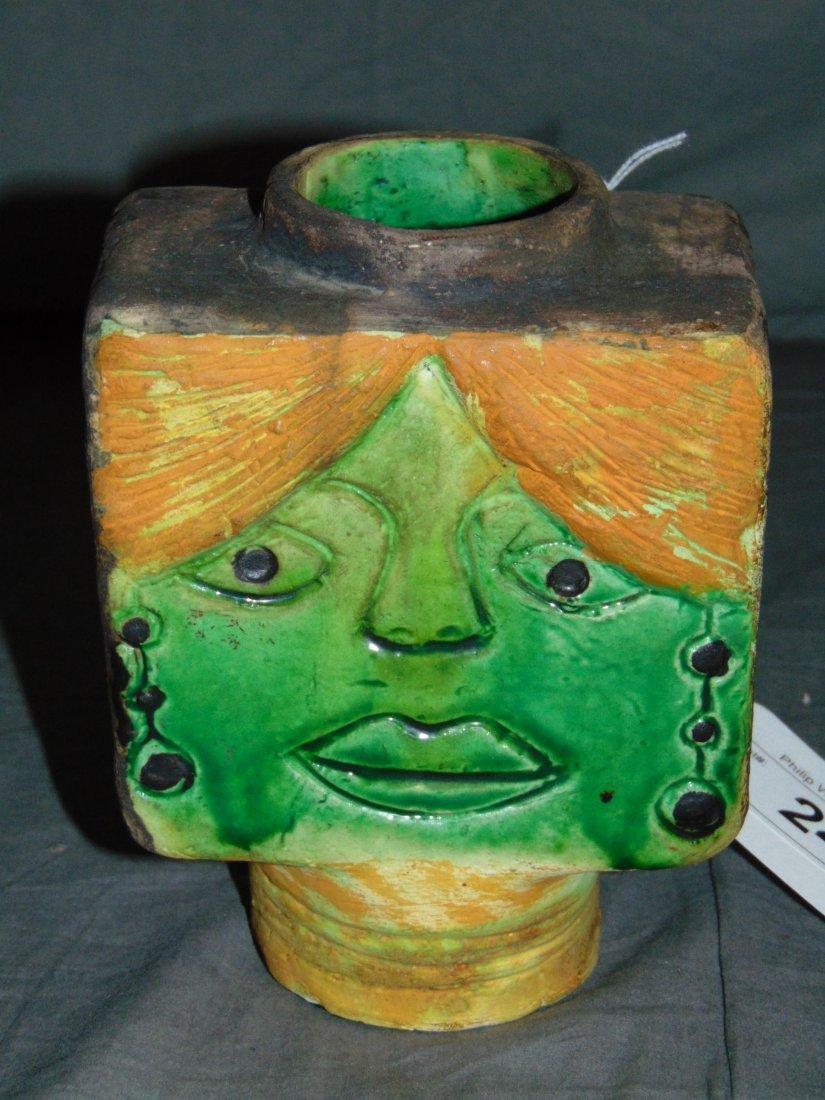 Rosenthal Netter Italian Pottery Vase