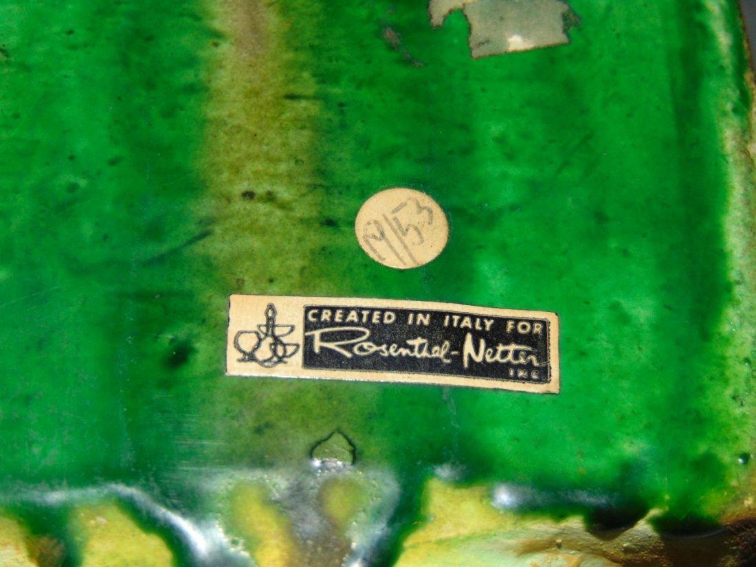 Rosenthal Netter Italian Pottery Vase - 5