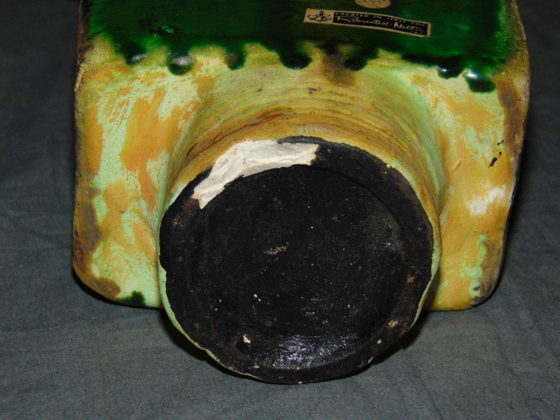 Rosenthal Netter Italian Pottery Vase - 6
