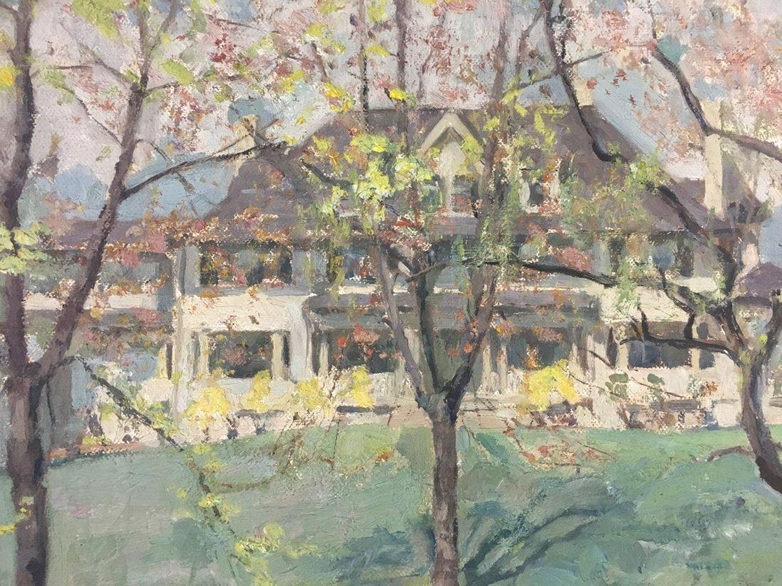 F William Weber  (19/20th century) Oil on Canvas. - 4