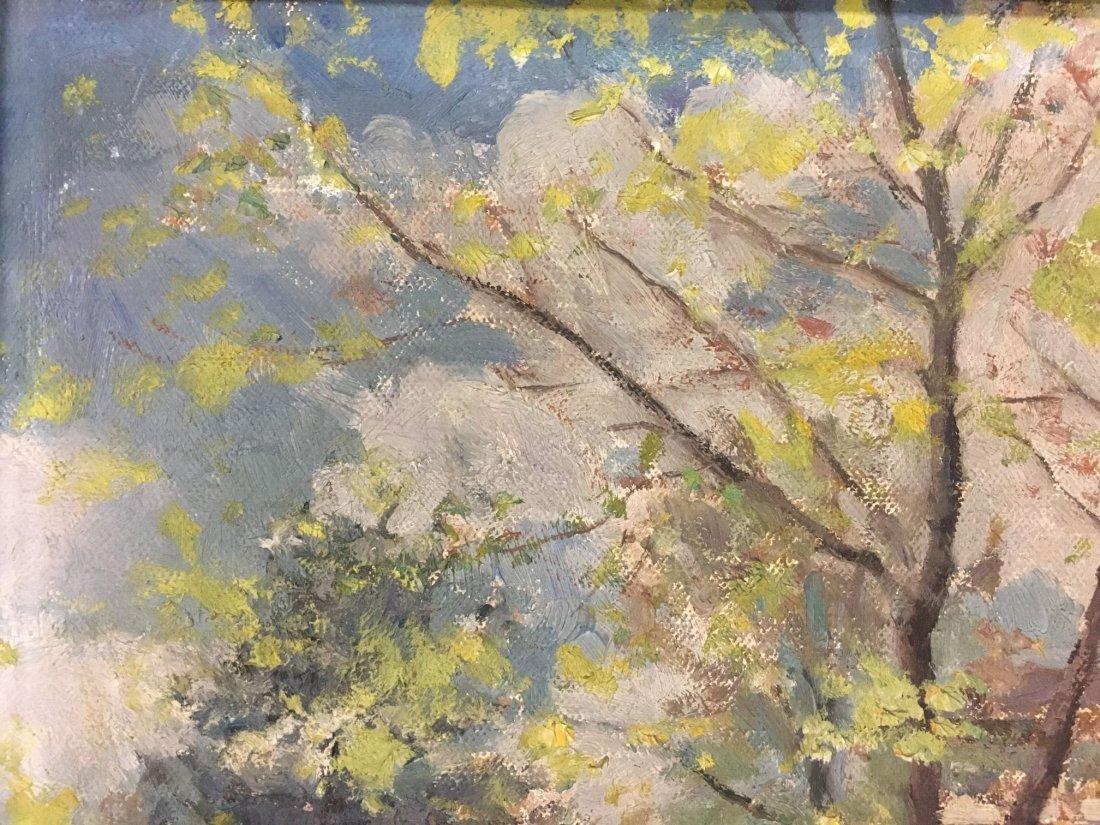 F William Weber  (19/20th century) Oil on Canvas. - 8