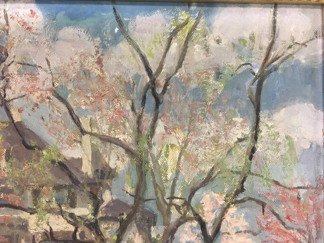 F William Weber  (19/20th century) Oil on Canvas. - 9