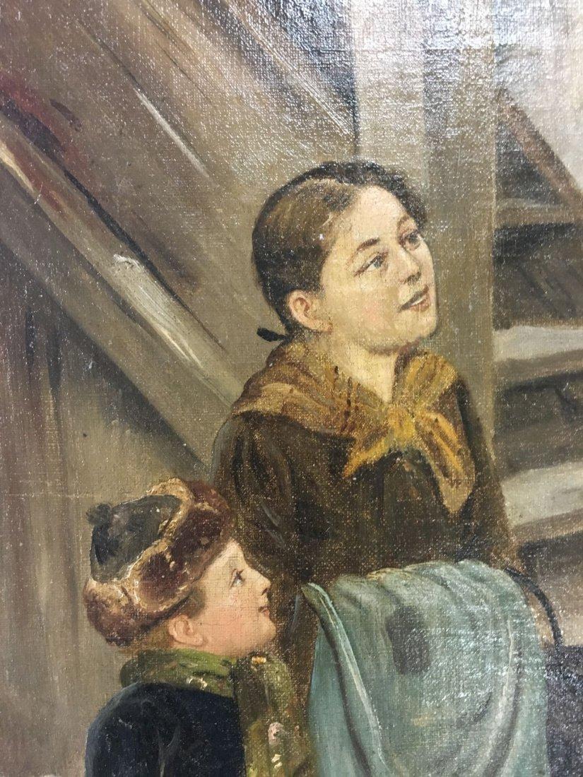 K. Tryberg. Oil on Canvas. - 4