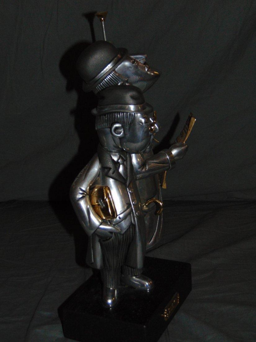 Frank Meisler. Sculpture. - 5