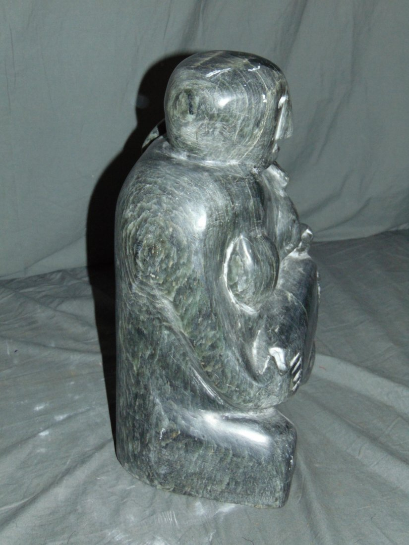 Inuit Scuplture. - 4