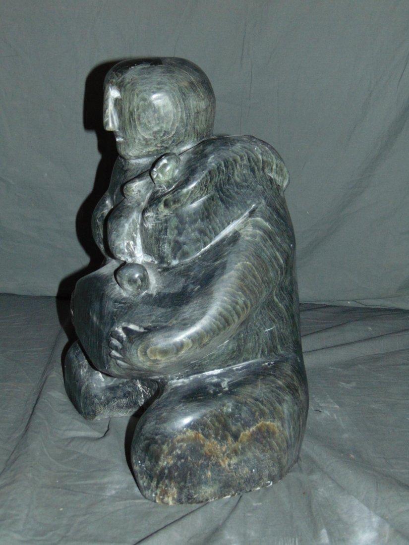 Inuit Scuplture. - 5