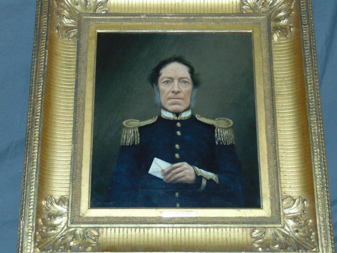 Thomas Waterman Wood, O/C Military Portrait