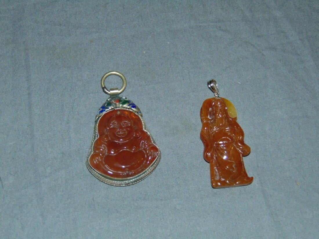 5 Piece Miniature Oriental Lot - 5