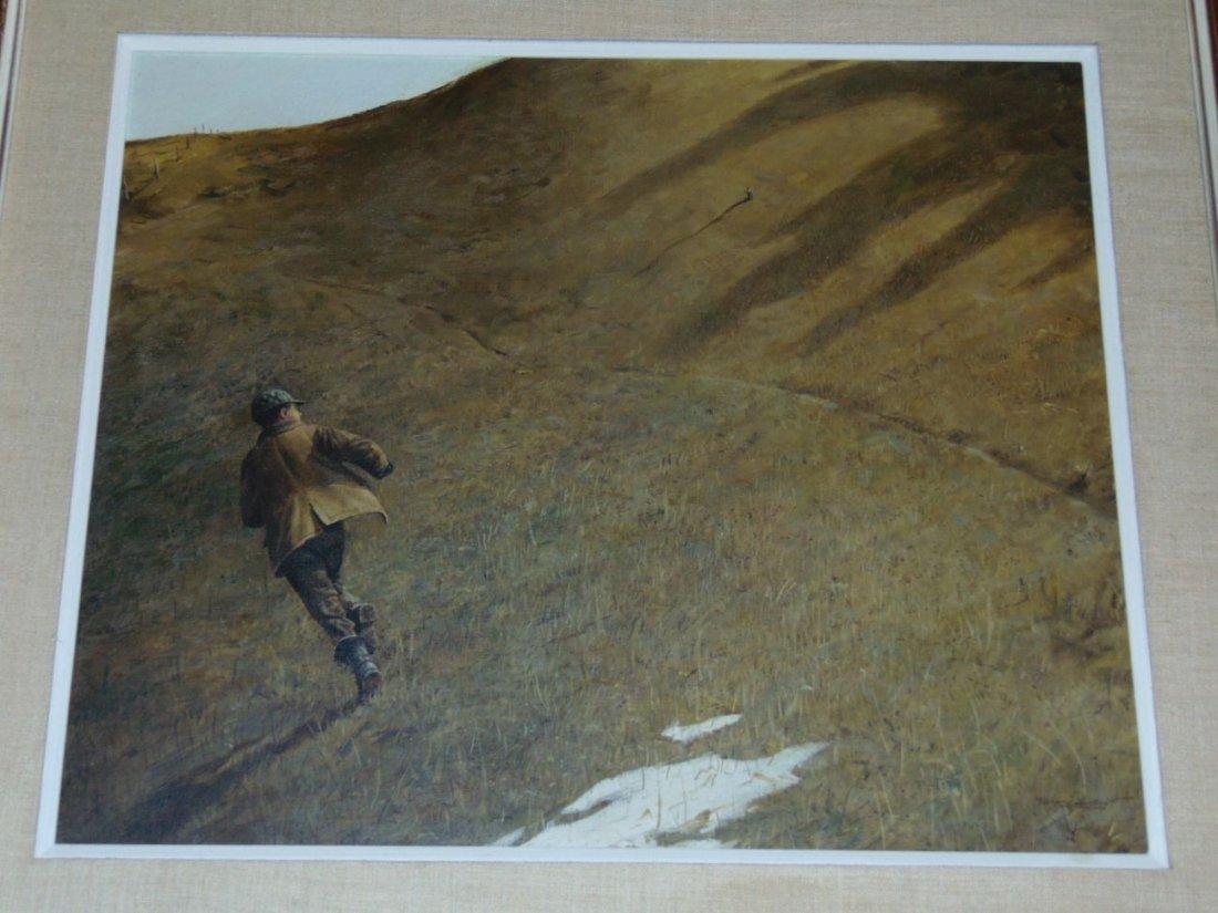 Richard Smith, Contemporary Oil on Canvas