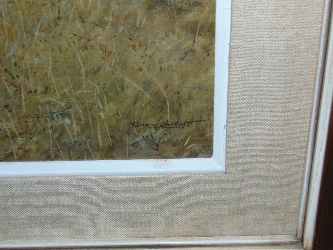 Richard Smith, Contemporary Oil on Canvas - 2
