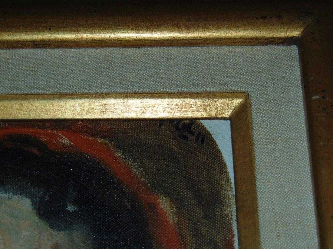 Robert Philipp, Oil on Canvas Portrait of Woman - 2
