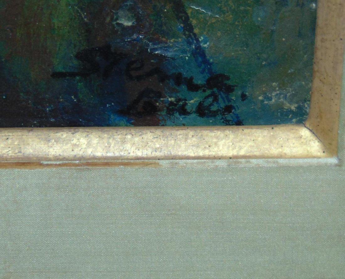 Maurice Sterne (1878 - 1957), Oil on Board - 2