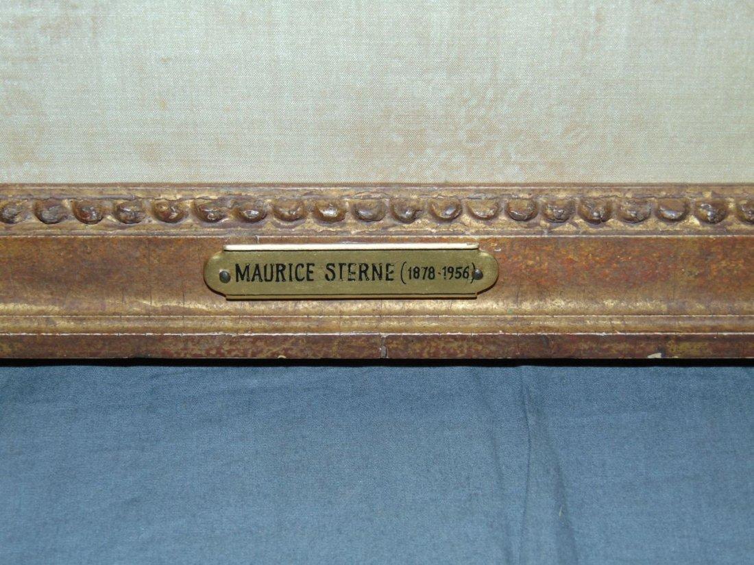 Maurice Sterne (1878 - 1957), Oil on Board - 4