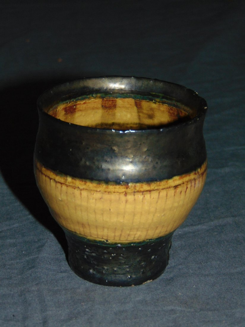Lucie Rie Pottery Bowl/Vase - 3