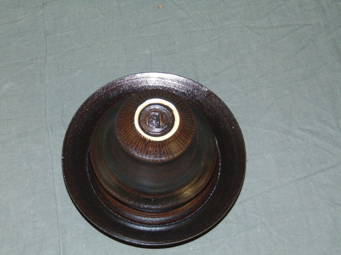 Lucie Rie Ceramic Pottery Bowl - 4