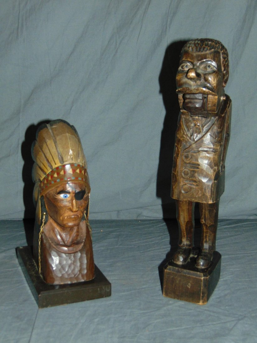Lot of Two Nutcrackers