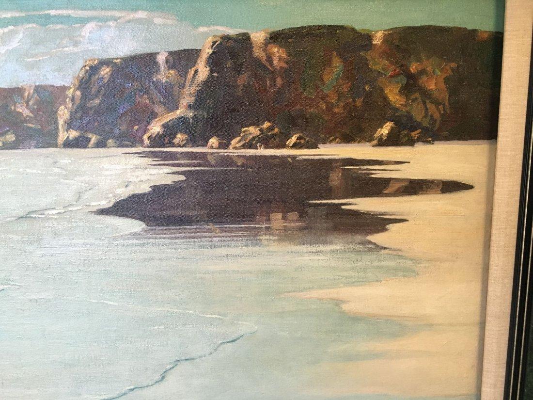 Frederic Tellander  (1878 - 1968), Oil on Canvas - 3