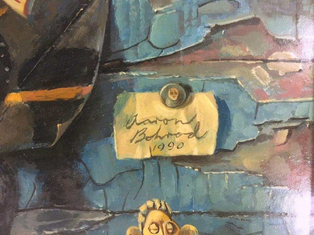 Aaron Bohrod  (1907 - 1992), Oil on Gesso Panel - 6