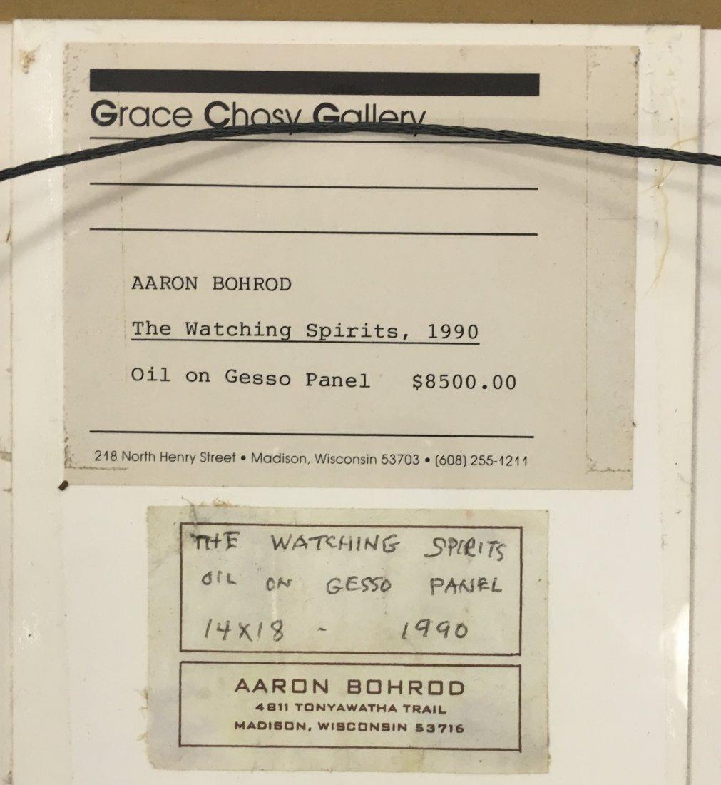 Aaron Bohrod  (1907 - 1992), Oil on Gesso Panel - 8