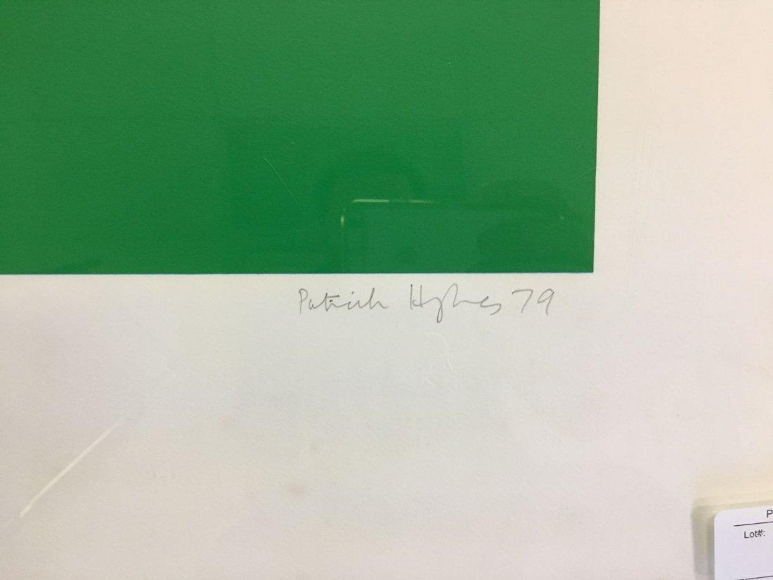 Patrick Hughes Signed Screenprint - 3