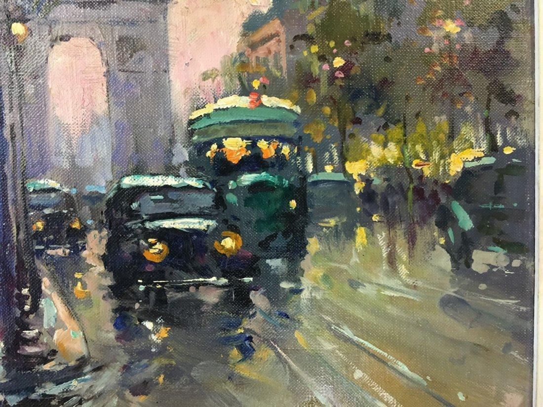 Edouard Leon Cortes  (1882 - 1969) Oil on Canvas. - 5
