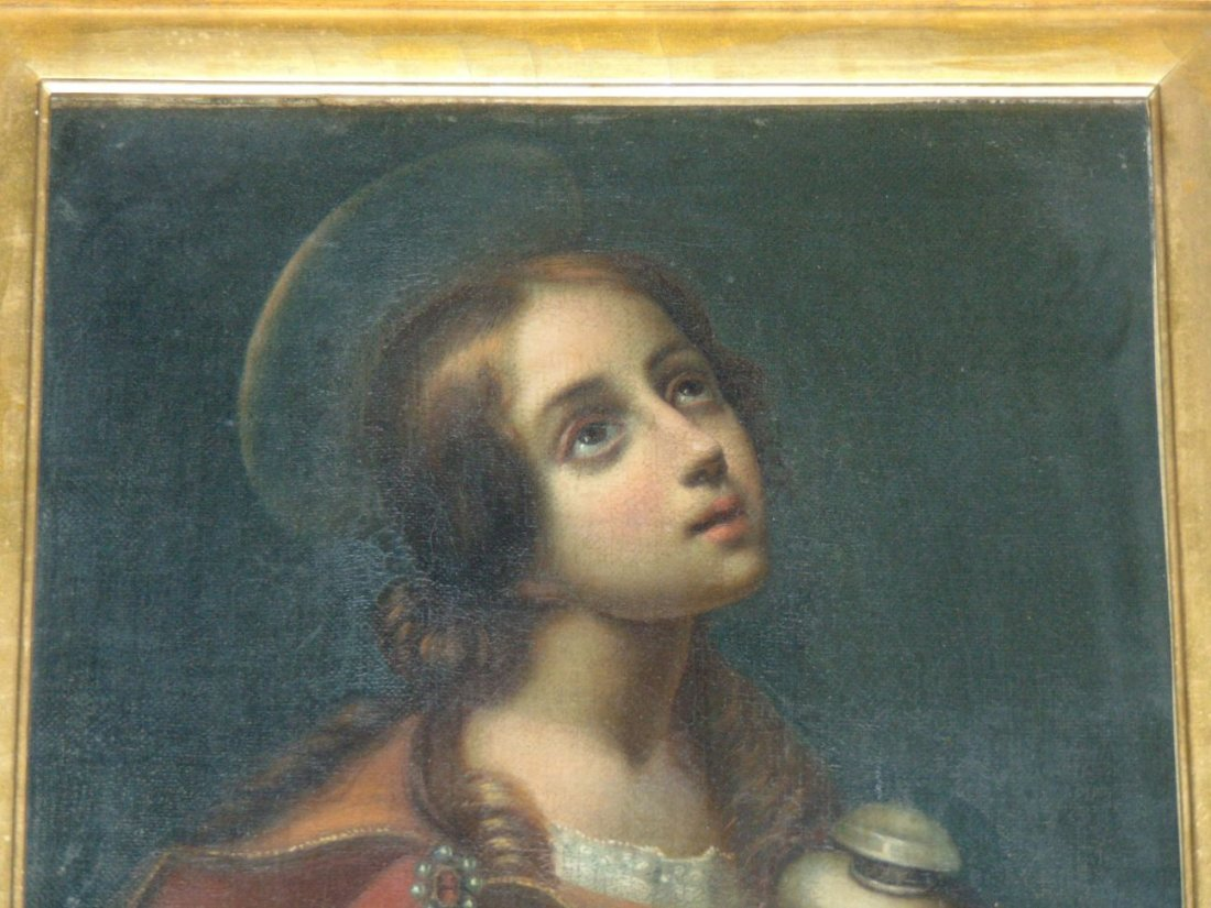 Circa late 18th-Early 19th century Painting. - 2