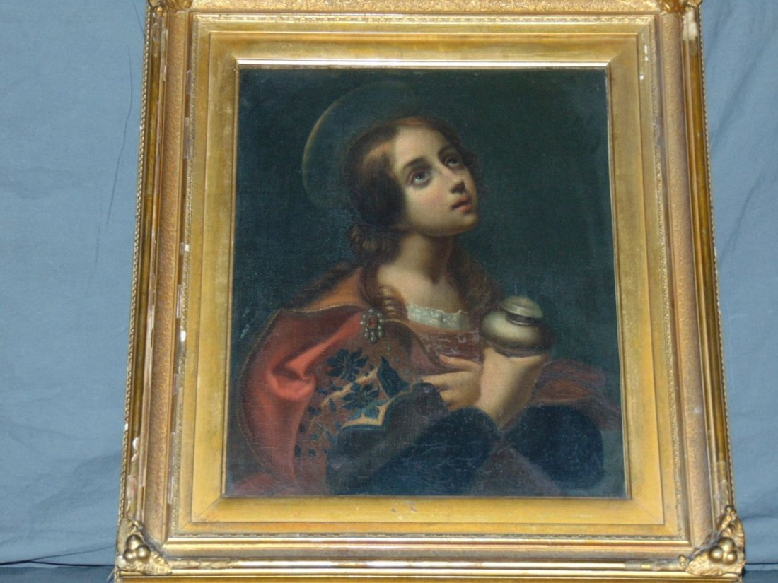 Circa late 18th-Early 19th century Painting. - 4