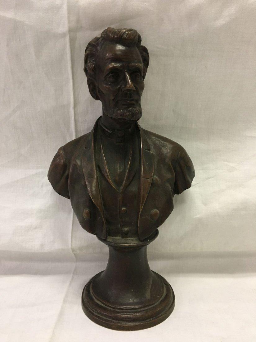 B. Barkon Signed Bronze.