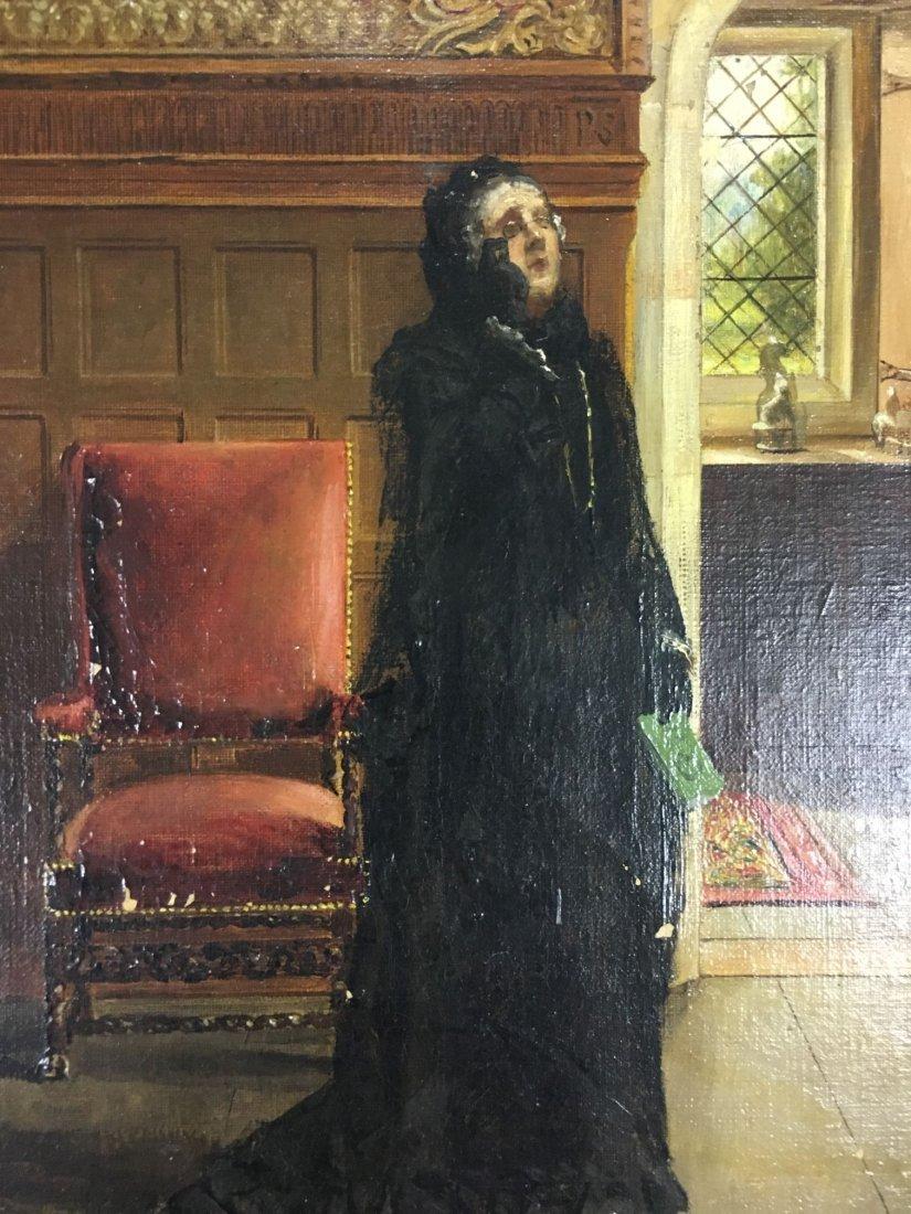 George Goodwin Kilburne I (1839-1924), Oil - 5