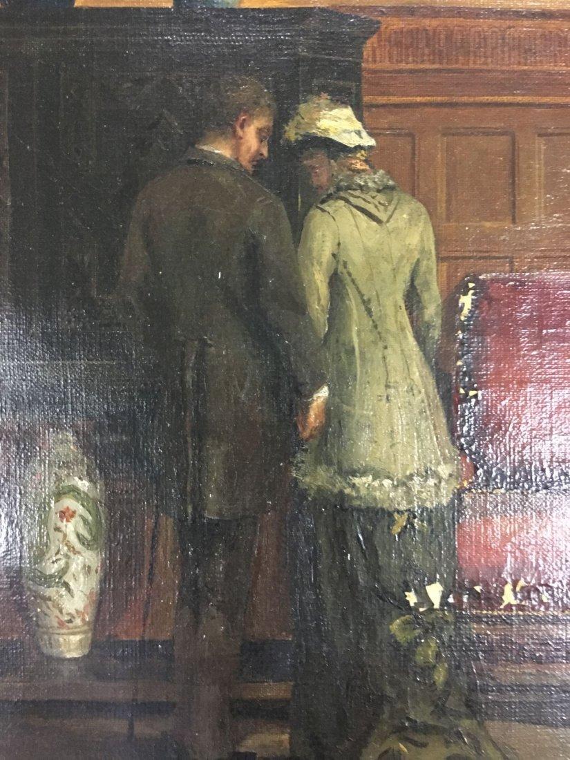 George Goodwin Kilburne I (1839-1924), Oil - 6