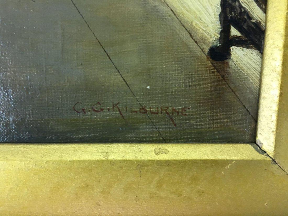 George Goodwin Kilburne I (1839-1924), Oil - 8