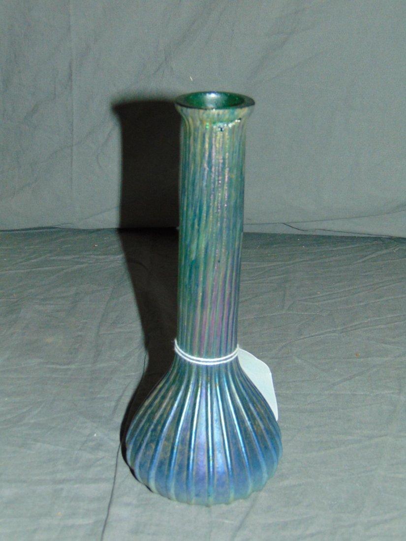 Daum Ring Tray/Bud Vase Att: Loetz - 2
