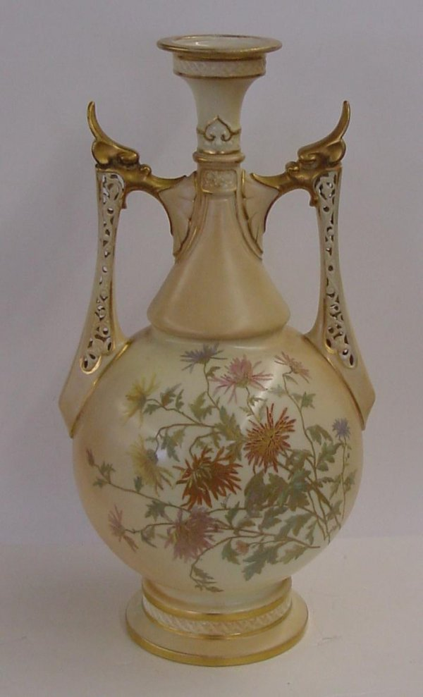 1022: ROYAL WORCESTER. 19TH CENTURY.