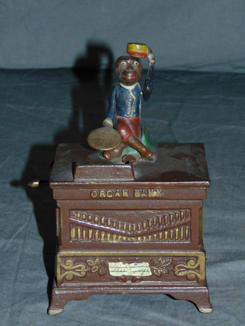 High Grade Mechanical Organ Bank.