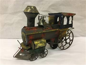 Rare. Stevens & Brown Railway-Floor Train Pegasus.