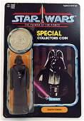 1984 Star Wars POTF Darth Vader 92 Back, MOC