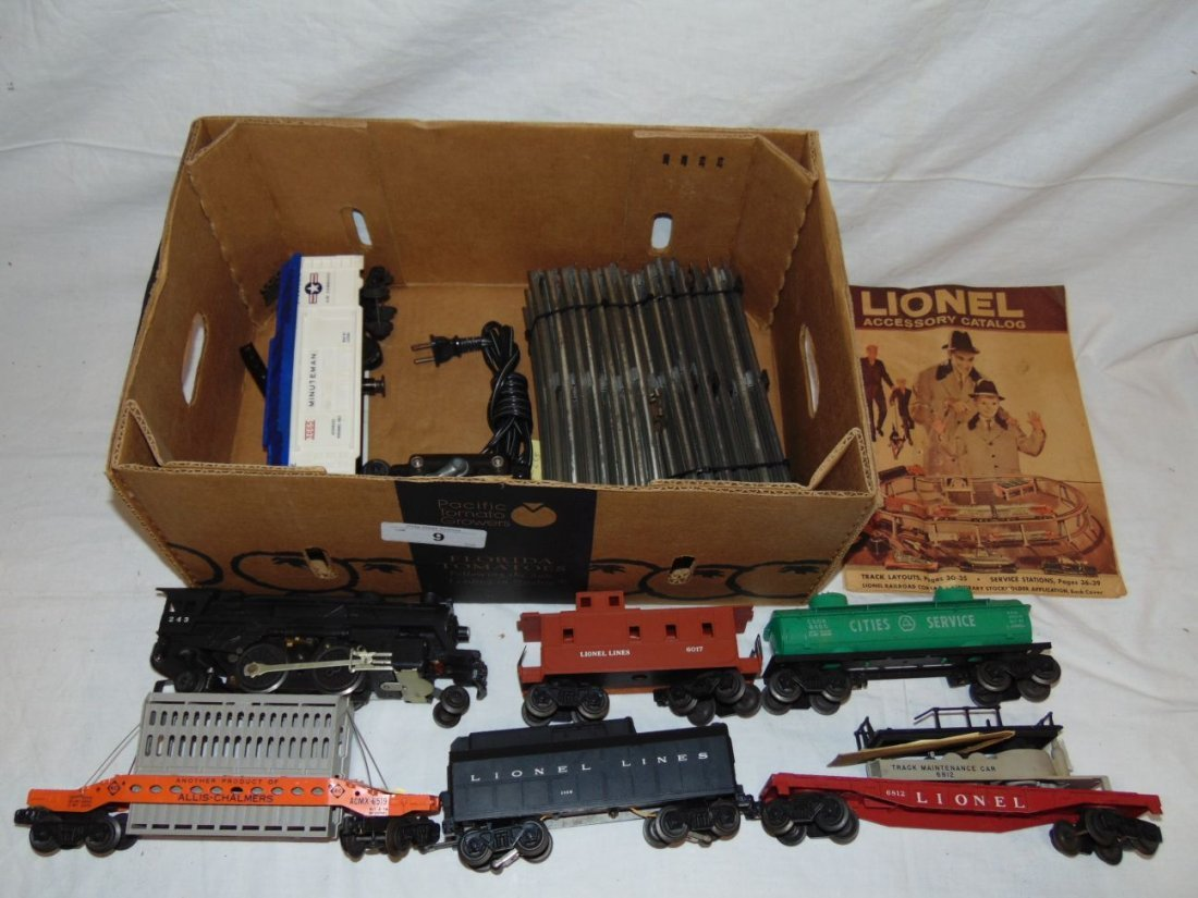 Lionel Postwar #243 Freight Set