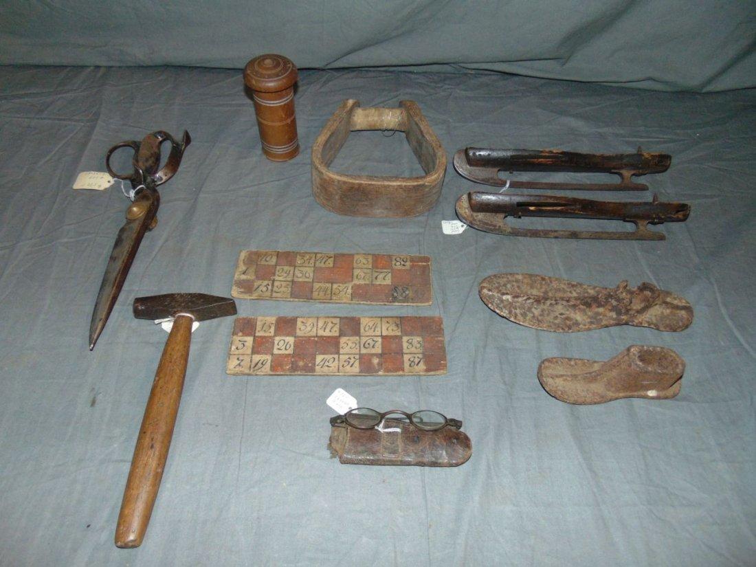 Civil War Era Artifacts Lot.