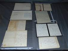 Collection of First Ladies Letters