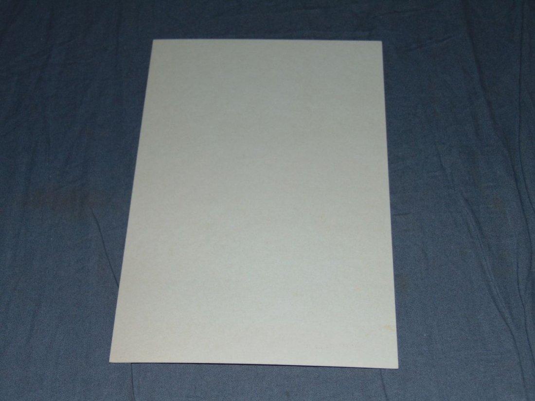 (2) Jefferson Airplane Concert Handbills - 5