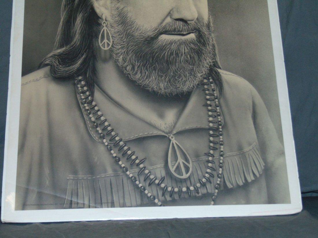 1970 Spiro Agnew Hippie Poster - 3