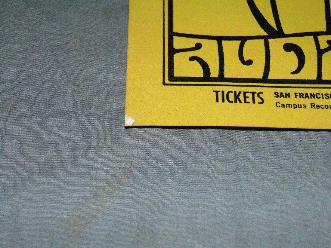 (2) Grateful Dead 1967 Concert Posters BG55 - 5