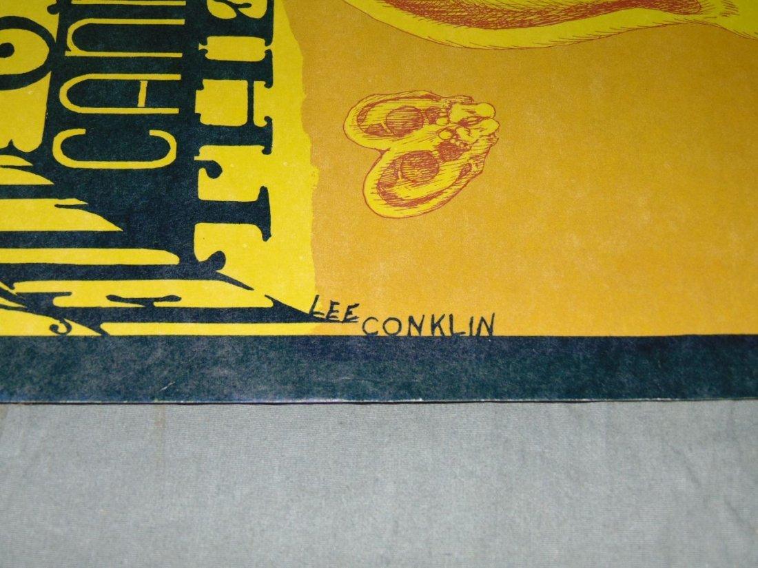 1968 The Who BG108 Fillmore Concert Poster - 4